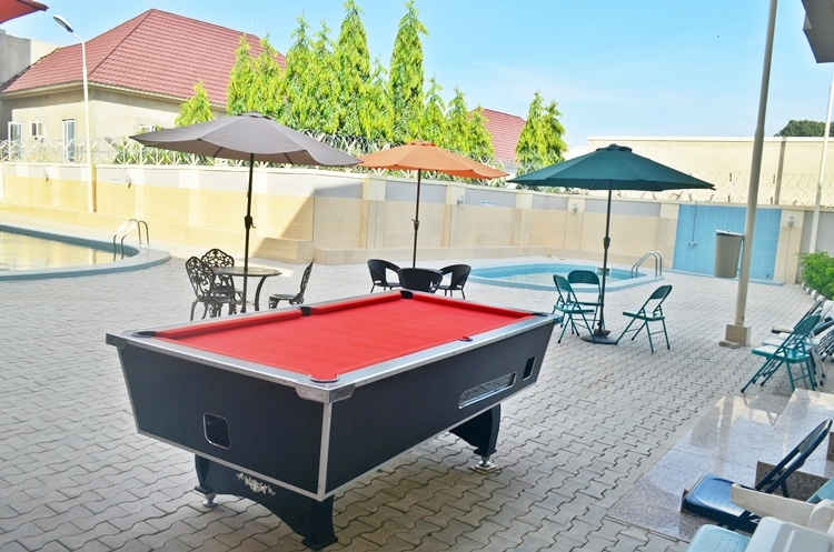 Swimming Pool Bafra International Hotels Kaduna